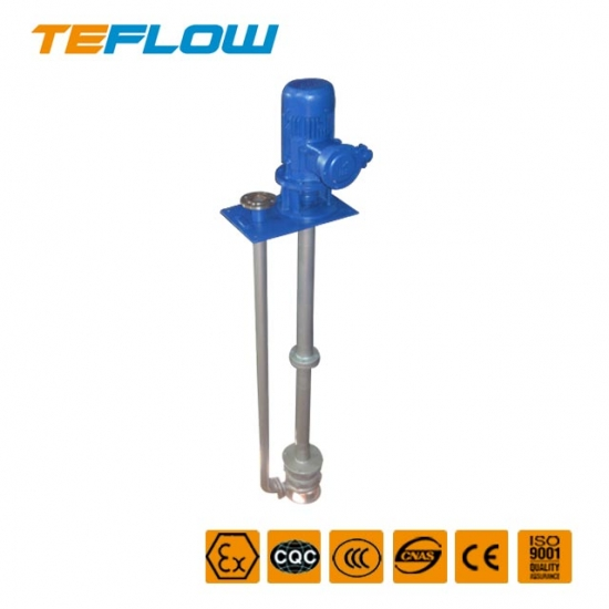 Corrosion-resistant submersible pump